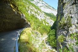 Rugova Canyon - Kosovo
