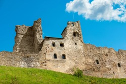 Ruins of Livonian Order Castle. Rakvere, Estonia, Baltic States, Europe
