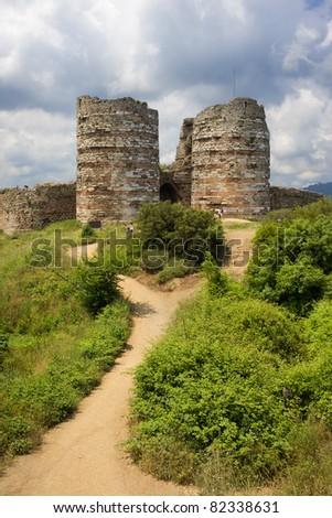 Ruins Of Yoros Castle (Or Genoese Castle) Byzantine ...