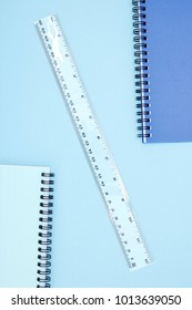 A stock photo of a ruler