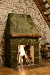 Rumford fireplace, old school masonry