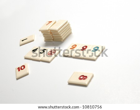how to play rummy cube