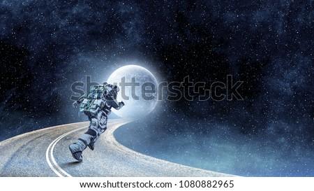 Running Spaceman