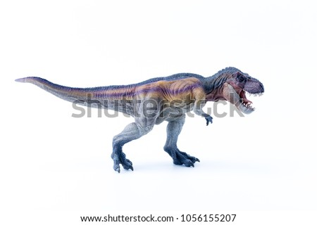 Get Roaring T Rex Side View PNG