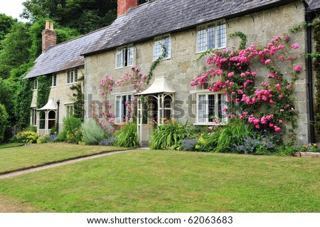 Rural Cottage and Garden