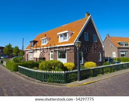 Rural House in Marken, Netherlands