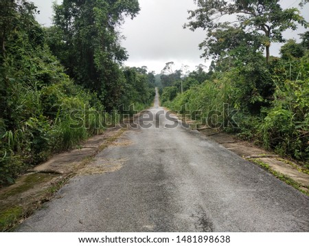Rural roads are the highways that the Department of Highways  The countryside is responsible for the construction, expansion, restoration and maintenance and is registered as a rural highway. #1481898638