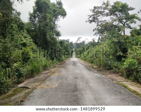 Rural roads are the highways that the Department of Highways  The countryside is responsible for the construction, expansion, restoration and maintenance and is registered as a rural highway. #1481899529
