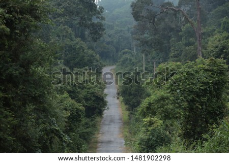 Rural roads are the highways that the Department of Highways  The countryside is responsible for the construction, expansion, restoration and maintenance and is registered as a rural highway. #1481902298