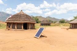 Rural solar electrification in Uganda