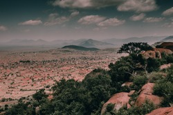 Rural Southafrican Landscape