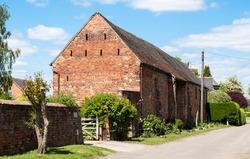 Rural village barn property example