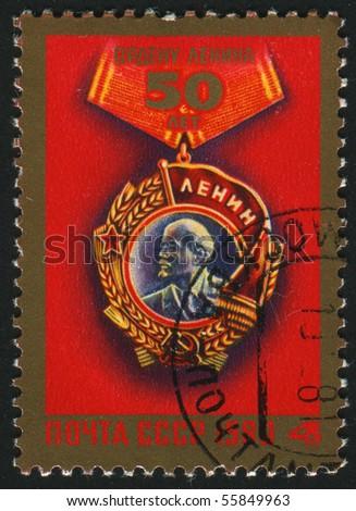 russia   circa 1980  stamp...