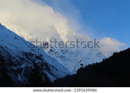 Russia Kabardino-Bolkaria Cheget Azau Nature #1395639086
