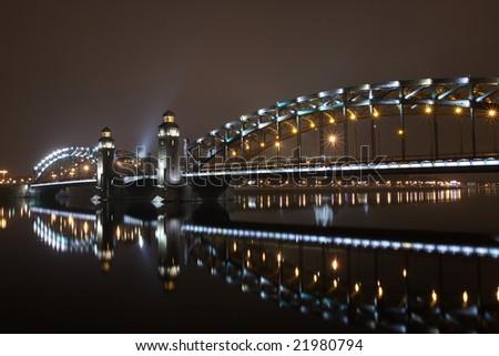 Russia. St. Petersburg. r. Neva