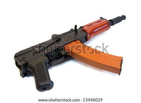 Russian automatic rifle.