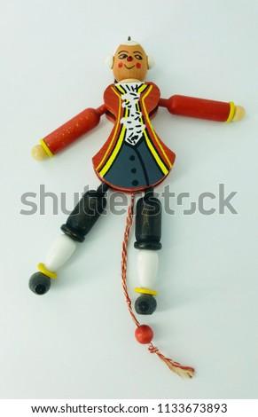 Russian Christmas dolls #1133673893