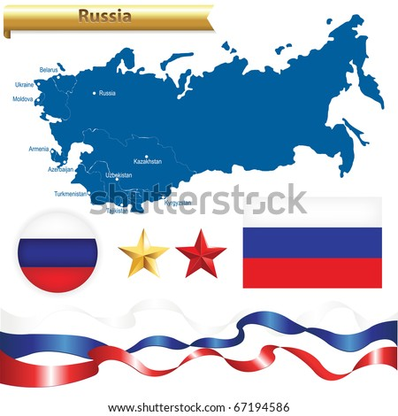 map of russian federation. Federation Set, Russia Map