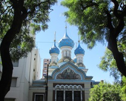 Russian Orthodox Church, Buenos Aires, Argentina