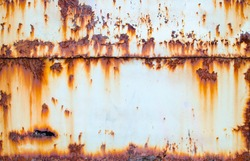rust on old wall background