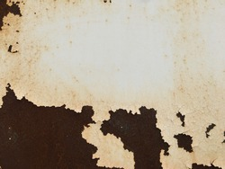 Rust steel , rusty iron aged texture