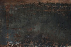 Rusted Steel Plate 2
