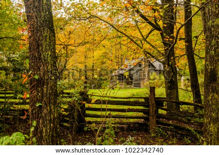 Rustic Cabin in the Smokies