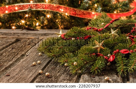 Free Photos Rustic Christmas Background