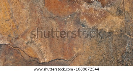Rustic dark brown marble texture with natural figure texture