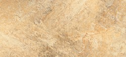 Rustic Marble Texture With Cement Effect In Brown Colored Design, Natural Marble Figure With Sand Texture, It Can Be Used For Interior-Exterior Home Decoration and Ceramic Tile Surface, Wallpaper.