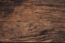 Rustic old wood plank texture for background and design concepts.