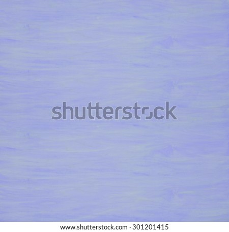 Rustic Painted Plain Pine Wood Board Background with Grain and Extra Space or Room for text, copy, your words or design. Square shape, can crop to horizontal or vertical.   Dull Blue Purple color.