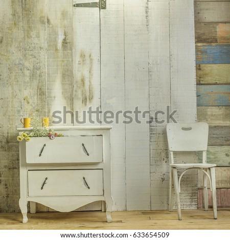 rustic room #633654509