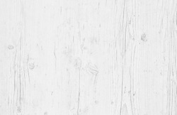 Rustic white wood texture