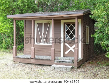 Shed project free access wood sheds of idaho for Rustic shed with porch