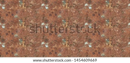 Rusty blue brown iron seamless background seamless background #1454609669