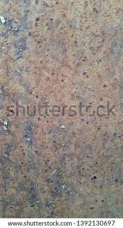 Rusty metal. Rust. Rusty Metal Background. Rusty metal surface #1392130697