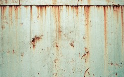 Rusty metal texture background.