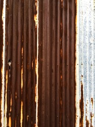 Rusty metal texture, Rusty metal background