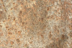 Rusty metal wall covered with cracked blue paint. Dark worn rusty metal texture background. High resolution photo. Full depth of field.