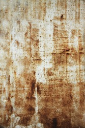 rusty metallic background