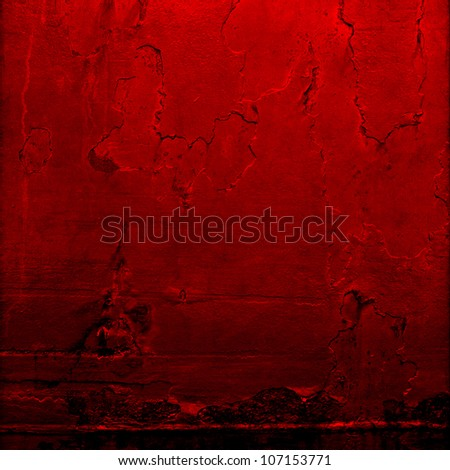 rusty red iron plate