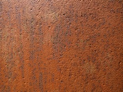 Rusty textured metal background