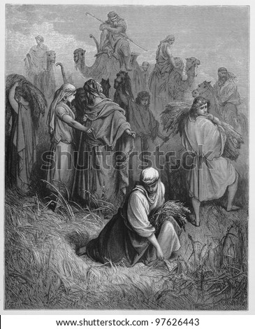 ruth and boaz   picture from...