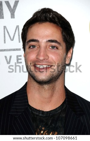 Ryan Braun   at The Grammy Nominations Concert Live!! Nokia Theatre, Los Angeles, CA. 12-03-08