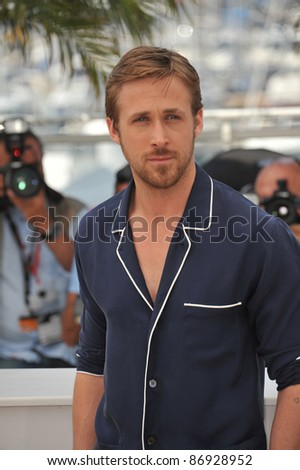 "Ryan Gosling at the photocall for his new movie ""Drive"" in competition at the 64th Festival de Cannes. May 20, 2011  Cannes, France Picture: Paul Smith / Featureflash"