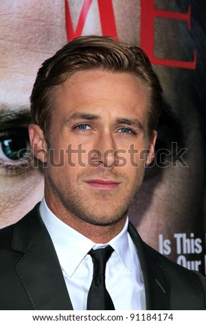 "Ryan Gosling at the ""The Ides Of March"" Los Angeles Premiere, Academy of Motion Picture Arts and Sciences, Beverly Hills, CA. 09-27-11"