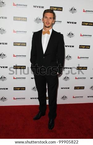 Ryan Kwanten at the G'Day USA Australia Week 2011 Black Tie Gala, Hollywood Palladium, Hollywood, CA. 01-22-1