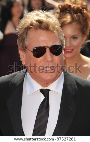 Ryan O'Neal at the 2009 Creative Arts Emmy Awards at the Nokia Theatre L.A. Live in Downtown Los Angeles. September 12, 2009  Los Angeles, CA Picture: Paul Smith / Featureflash