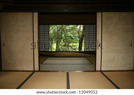 Ryokan - Kastura Imperial Village, Kyoto, Japan